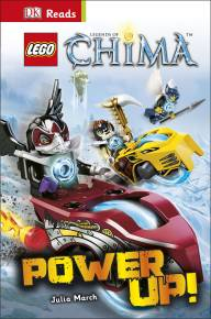 LEGO® Legends of Chima Power Up!
