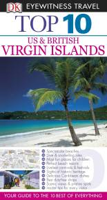 DK Eyewitness Top 10 Travel Guide: Virgin Islands: US & British