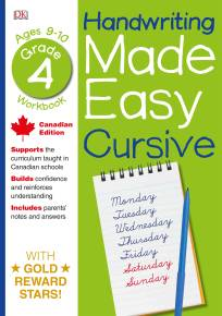 Handwriting Made Easy Cursive Writing