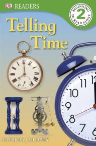 DK Readers: Telling Time