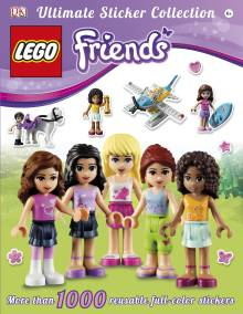 Ultimate Sticker Collection: LEGO® Friends
