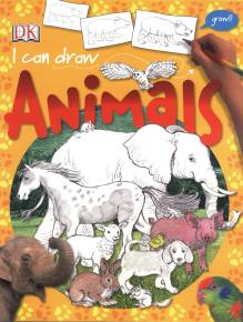 I Can Draw Animals
