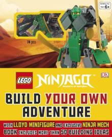 LEGO® NINJAGO: Build Your Own Adventure