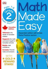 Math Made Easy Expanded Edition Grade 2