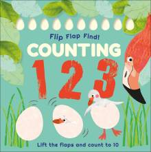 Flip, Flap, Find! Counting 1, 2, 3