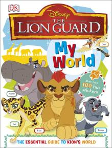 My World Disney The Lion Guard