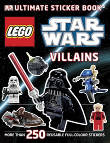 LEGO® Star Wars Villains Ultimate Sticker Book