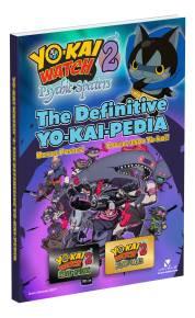Yo-kai Watch 2: The Definitive Yo-kai-pedia