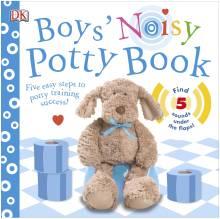 Boys' Noisy Potty Book