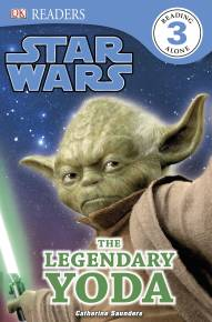 DK Readers L3: Star Wars: The Legendary Yoda