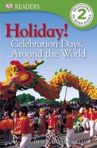 DK READERS: Holiday!