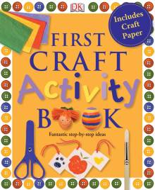 First Craft Activity Book