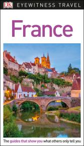 DK Eyewitness Travel Guide France