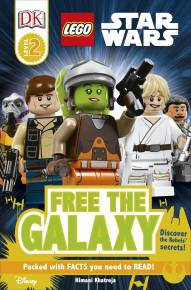 DK Readers L2: LEGO Star Wars: Free the Galaxy