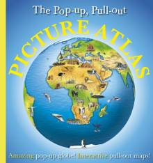 The Pop-up, Pull-out, Picture Atlas