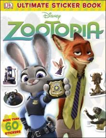 Ultimate Sticker Book: Disney Zootopia