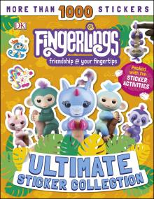 Fingerlings Ultimate Sticker Collection