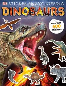 Sticker Encyclopedia Dinosaurs