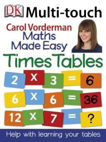 Carol Vorderman Maths Made Easy Times Tables Dk Uk