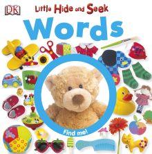 Little Hide and Seek: Words