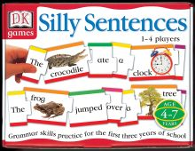 DK Toys & Games: Silly Sentences