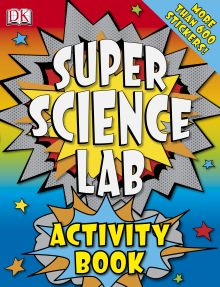 Super Science Lab Activity Book