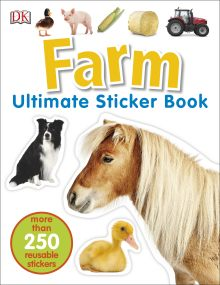 Farm Ultimate Sticker Book