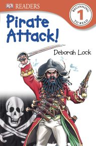 DK Readers L1: Pirate Attack!