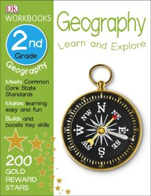 DK Workbooks: Geography, Second Grade
