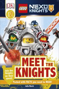 LEGO® NEXO KNIGHTS Meet the Knights