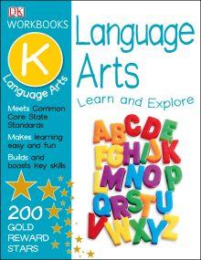 DK Workbooks: Language Arts, Kindergarten