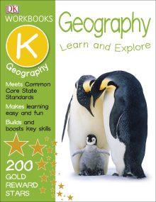 DK Workbooks: Geography, Kindergarten
