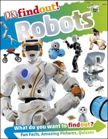 DK findout! Robots