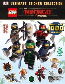Ultimate Sticker Collection: THE LEGO® NINJAGO® MOVIE™