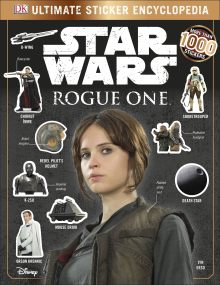 Star Wars Rogue One Ultimate Sticker Encyclopedia