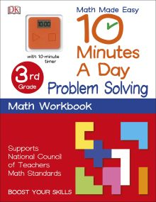 10 Minutes a Day: Problem Solving, Third Grade