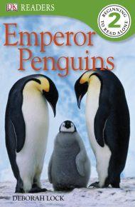 DK Readers L2: Emperor Penguins