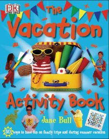 The Vacation Activity Book