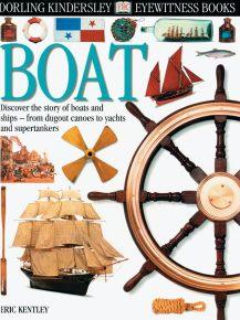 DK Eyewitness Books: Boat