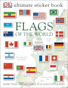 Flags of the World Ultimate Sticker Book