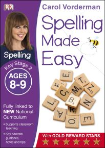 Spelling Made Easy Ages 8-9 Key Stage 2