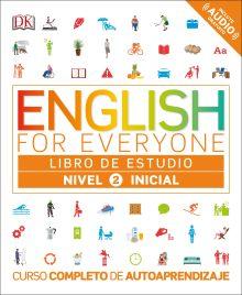 English for Everyone: Nivel 2: Inicial, Libro de Estudio