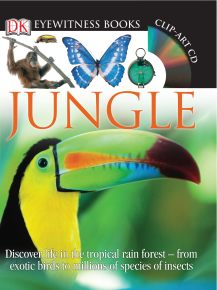 DK Eyewitness Books: Jungle
