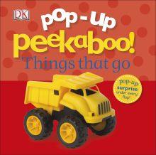 Pop-Up Peekaboo! Things That Go