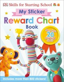 Skills For Starting School My Sticker Reward Chart Book