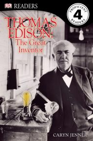 DK Readers L4: Thomas Edison: The Great Inventor