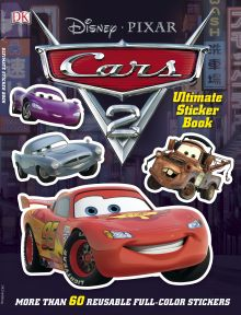 Ultimate Sticker Book: Cars 2