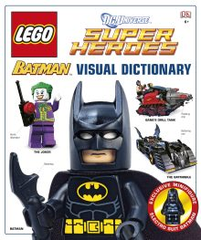 LEGO® Batman: Visual Dictionary (LEGO® DC Universe Super Heroes)