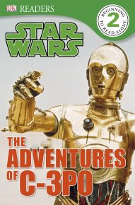 Star Wars The Adventures Of C-3PO