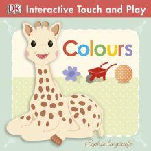 Sophie la girafe Colours